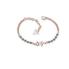 Guess - Rose gold 'joy' bracelet