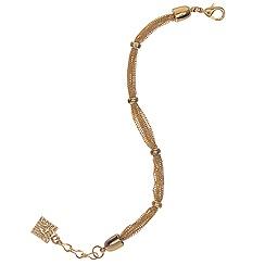 Anne Klein - Gold mesh bracelet