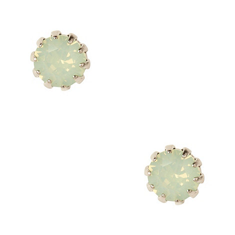 Martine Wester - Pacific opal small stone earrings