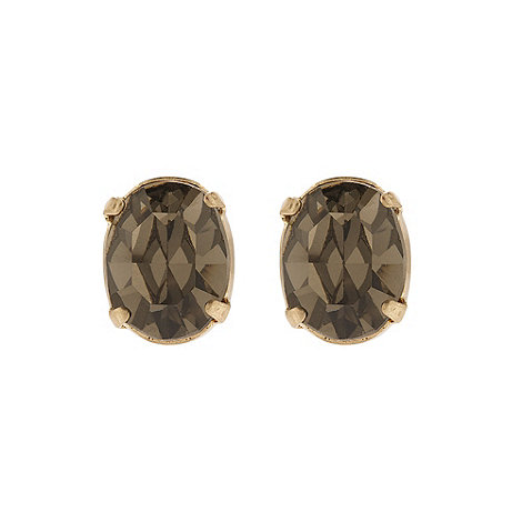 null - Stargazer black diamond studs