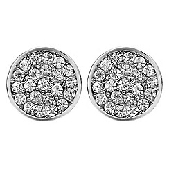 Dyrberg Kern - Silver 'Maira' earrings