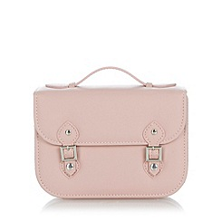 The Collection - Pink satchel jewellery box