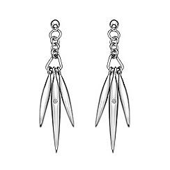 Hot Diamonds - Icicle drop earrings