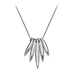 Hot Diamonds - Icicle necklace