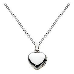 Dew - Simple heart locket