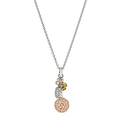 Fossil - Fossil glitz necklace