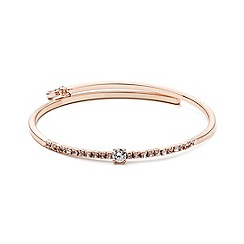 Anne Klein - Rose gold-tone