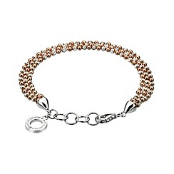 Hot Diamonds - Ladies silver bracelet