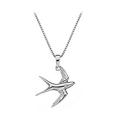 Hot Diamonds - Ladies silver pendant