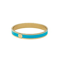 Dyrberg Kern - Turquoise bangle