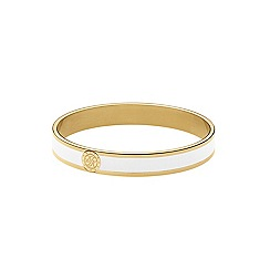 Dyrberg Kern - White Bangle