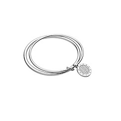 Dyrberg Kern - Silver plated bangle