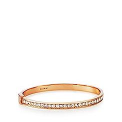 Pilgrim - Rose gold stone bracelet