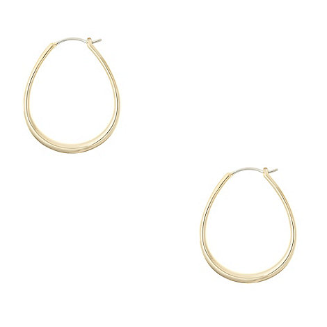 Fossil - Gold overal earings
