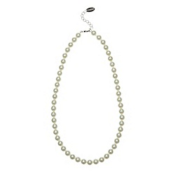 Finesse - Cream 8mm pearl necklace