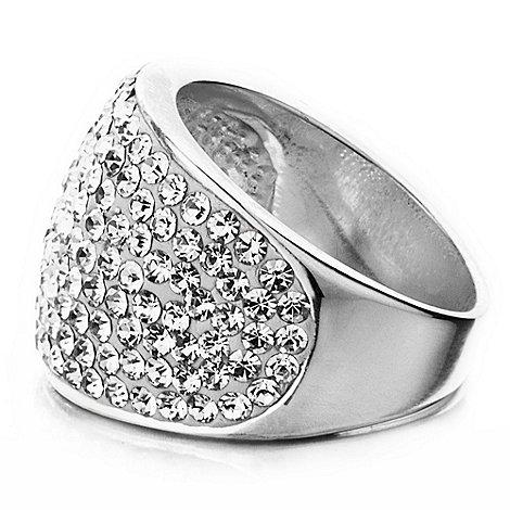 Shimla - Silver bling ring