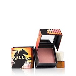 Benefit - Dallas' blusher