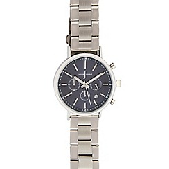J by Jasper Conran - Ladies silver chronograph watch