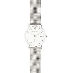 RJR.John Rocha - Ladies round mesh strap watch