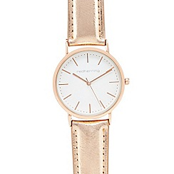 Red Herring - Ladies rose analogue watch