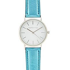 Red Herring - Ladies blue analogue watch