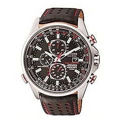 Citizen - Men's red arrows world chronograph a.t watch