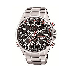 Citizen - Men's red arrows world chronograph a.t watch at8060-50e