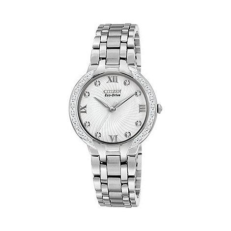 Citizen - Ladies +Eco-Drive+ bella watch