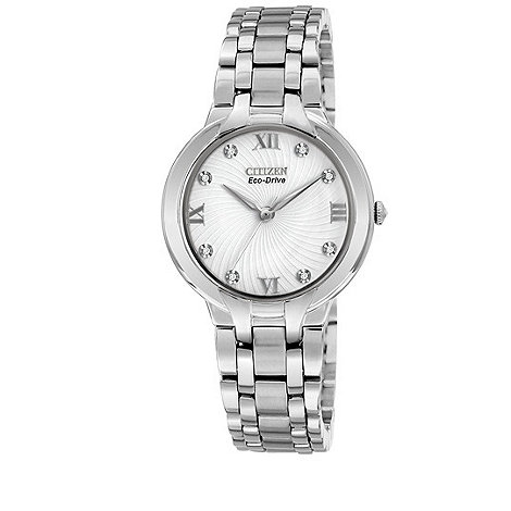 Citizen - Ladies +Eco-Drive+ bella watch