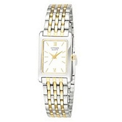 Citizen - Ladies quartz dress watch watch