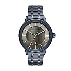 Armani Exchange - Men's blue watch