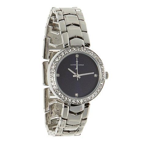 J by Jasper Conran - Designer ladies chevron bracelet watch