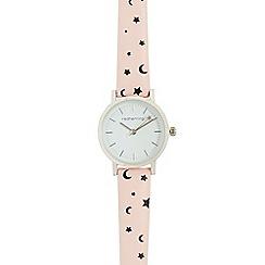 Red Herring - Ladies pink analogue watch