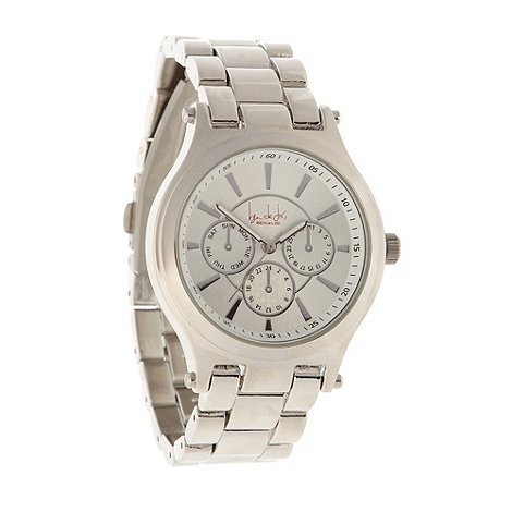 Principles by Ben de Lisi - Designer ladies silver bracelet watch