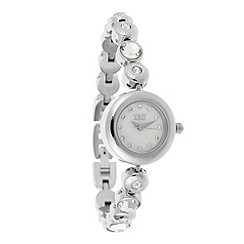 Van Peterson 925 - Designer ladies silver bracelet watch