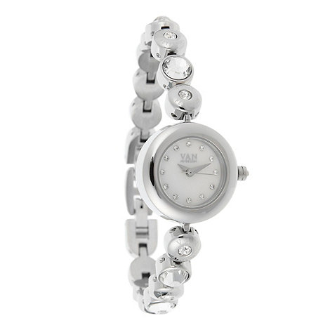 Van Peterson 925 - Ladies silver bracelet watch