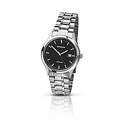 Sekonda - Men's silver analogue bracelet watch