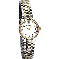 Sekonda - Ladies multi-coloured analogue bracelet watch