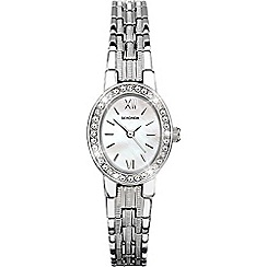 Sekonda - Ladies sliver analogue bracelet watch