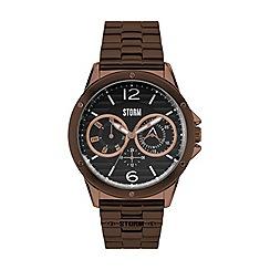 STORM London - Aztrek brown watch