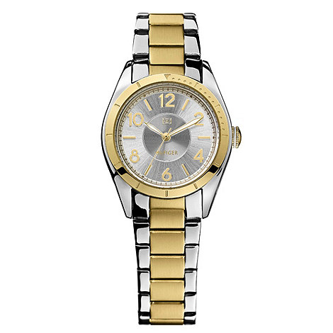 Tommy Hilfiger - Ladies stainless steel and gold bracelet watch