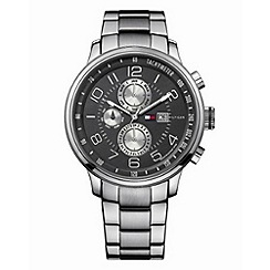 Tommy Hilfiger - Men's stainless steel multi-dial bracelet watch
