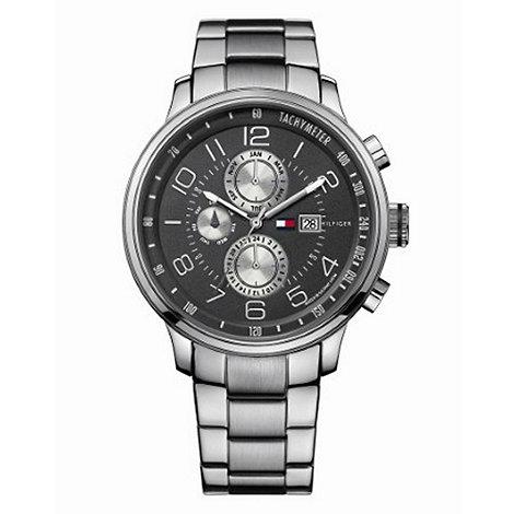 Tommy Hilfiger - Men+s stainless steel multi-dial bracelet watch