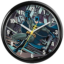 Batman - Multi-coloured 'Batman10' wall clock