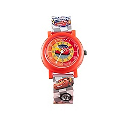 Cars - Multi-coloured 'Disney Cars 3' watch