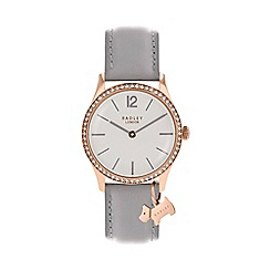 Radley - Ladies grey 'Millbank' watch RY2518