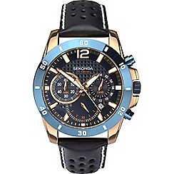 Sekonda - Men's multi-coloured chronograph watch 1489.28