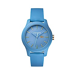 Lacoste - Ladies blue strap watch