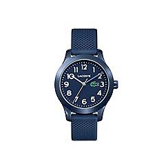 Lacoste - Kids blue strap watch