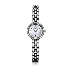 Rotary - Ladies silver bracelet watch